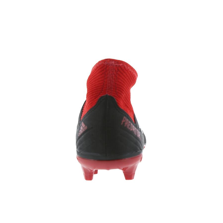Chuteira de Campo adidas Predator 18.3 FG - Adulto 01688cfbf2ba5