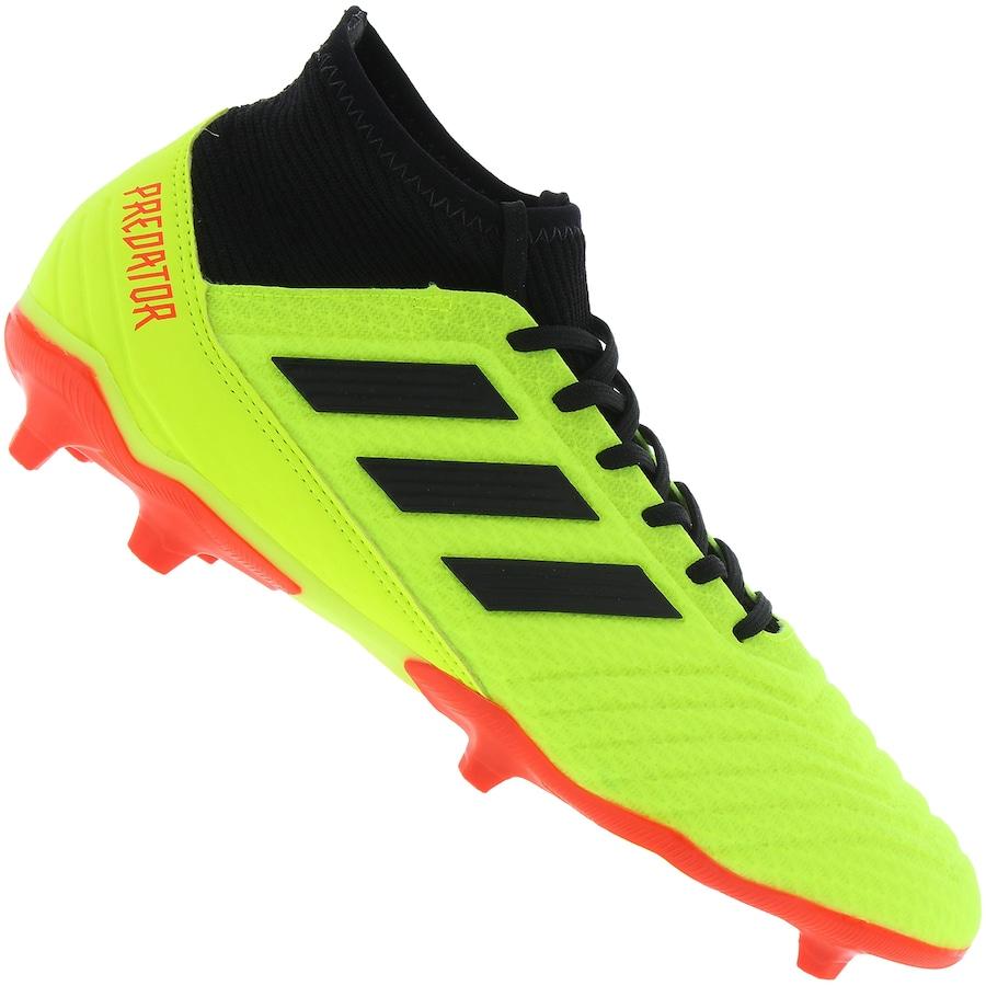 Chuteira de Campo adidas Predator 18.3 FG - Adulto. undefined 4ed97c57256a6