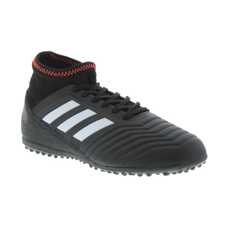 Chuteira Society adidas Predator Tango 18.3 TF - Infantil 90f7afb218598