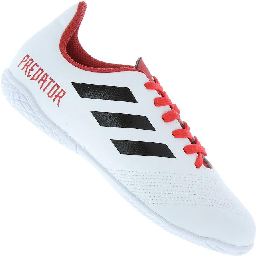 d13eb4c6e5c Chuteira Futsal adidas Predator Tango 18.4 IN - Infantil