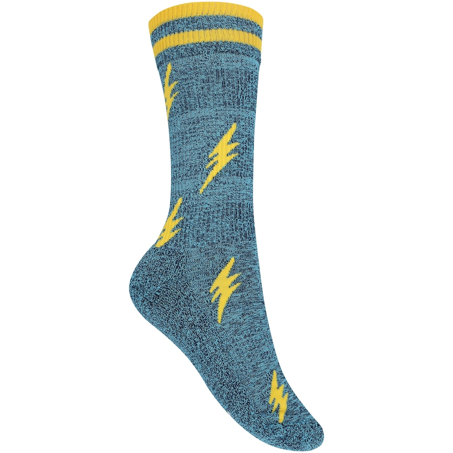 dc3307f2b Meia Cano Alto Happy Socks Flash - Adulto