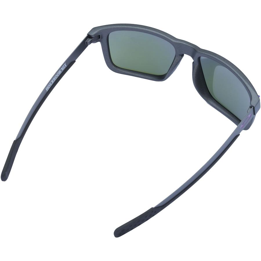 Óculos de Sol Oakley Holbrook Mix Iridium - Unissex 39b0478e0d