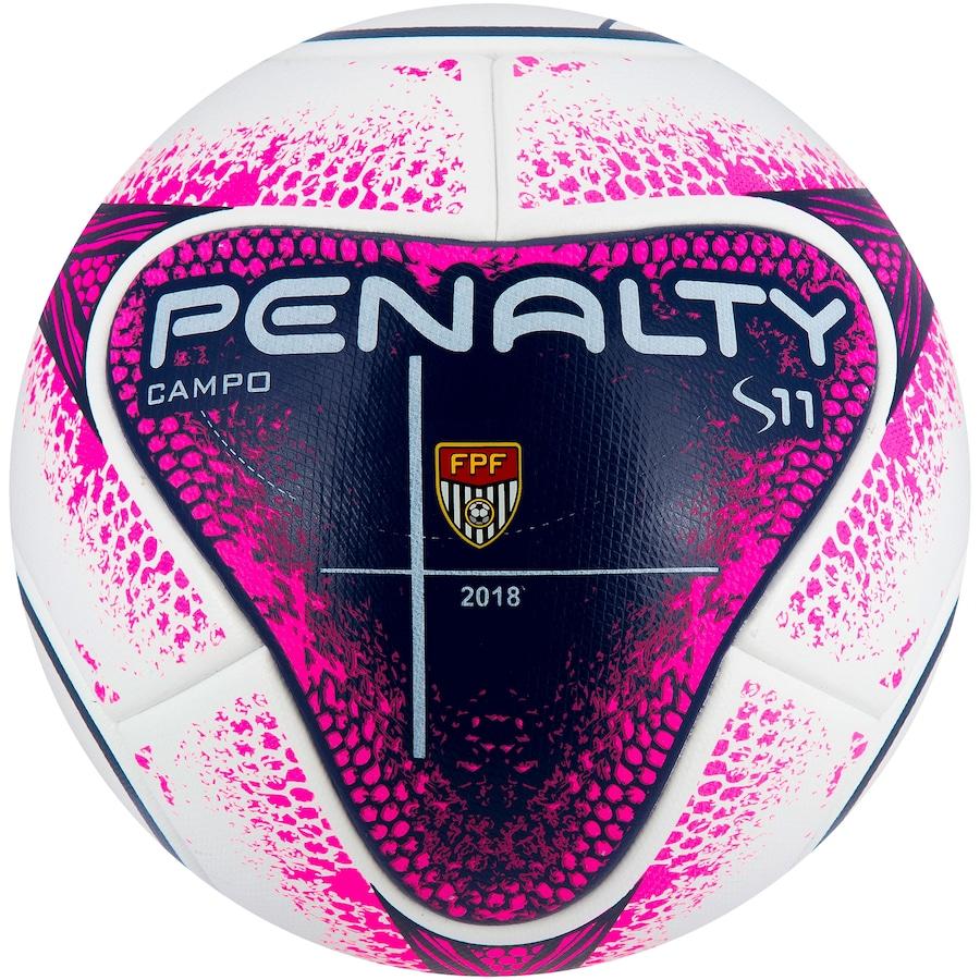 4e984cd1a1 Bola de Futebol de Campo Penalty S11 R2 FPF VIII
