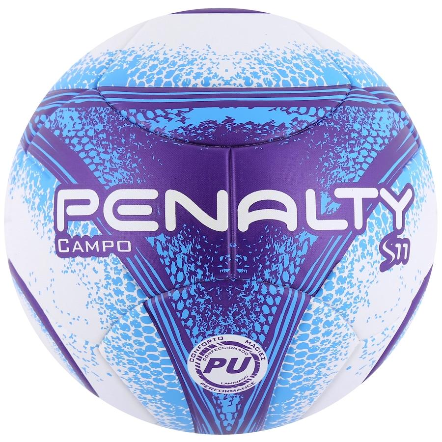 9879e178ee859 Bola de Futebol de Campo Penalty S11 R3 Ultra Fusion VIII