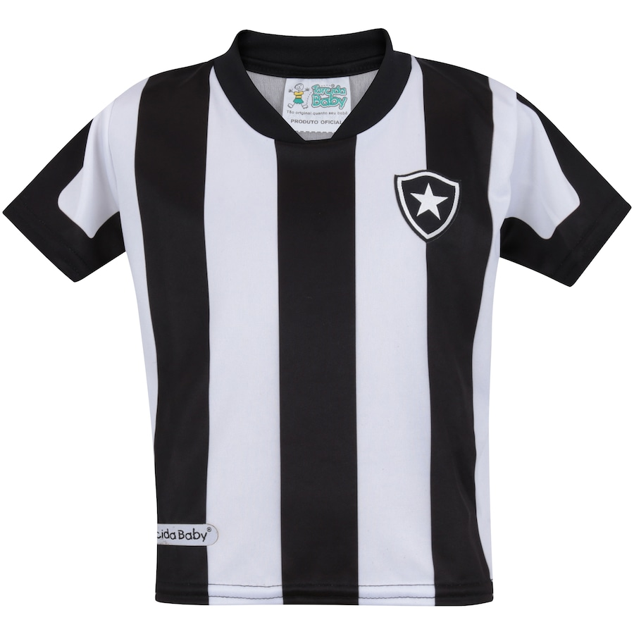 51a59fc7ab ... Infantil Kit de Uniforme de Futebol do Botafogo  Camisa + Calção ...
