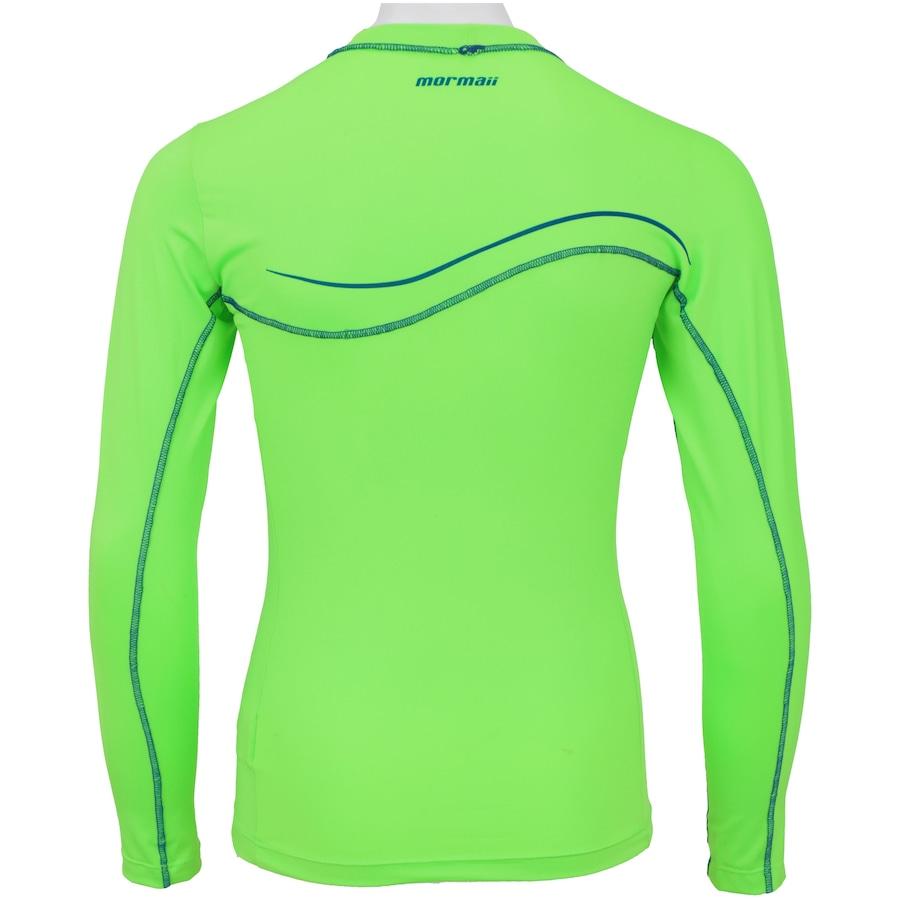 ... Camiseta Manga Longa com Proteção Solar UV Mormaii Dry Action ... 60df6532a05b2