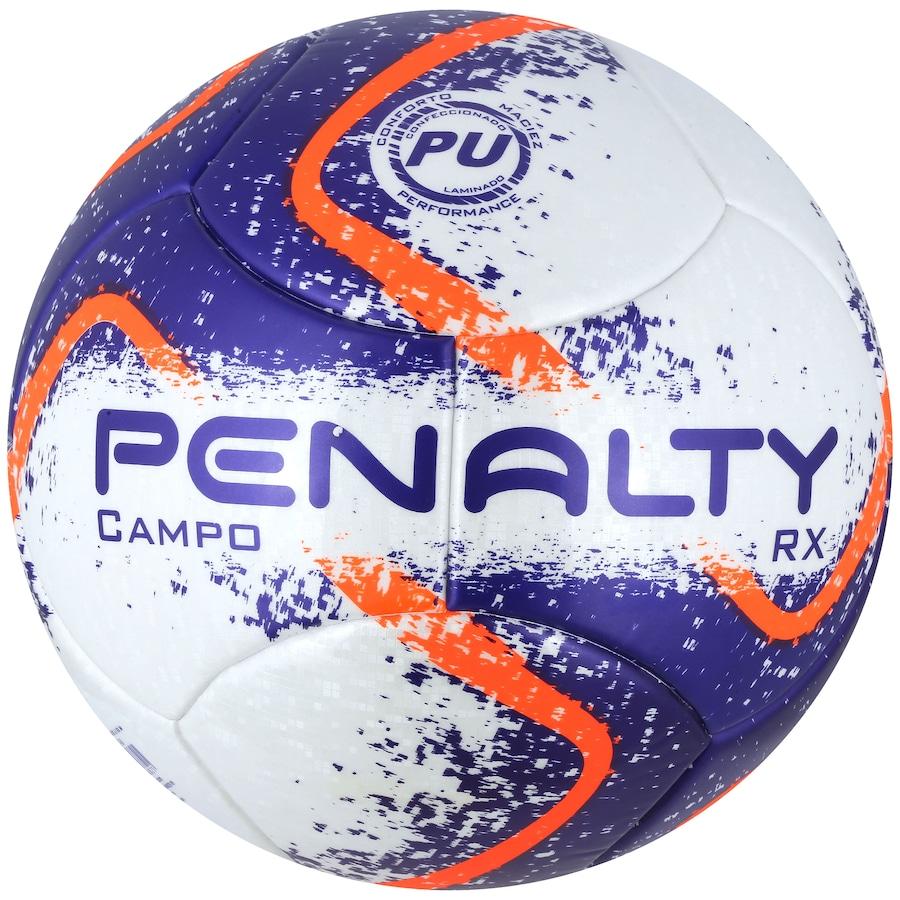 Bola de Futebol de Campo Penalty RX Fusion VIII bca9a69ea0e56