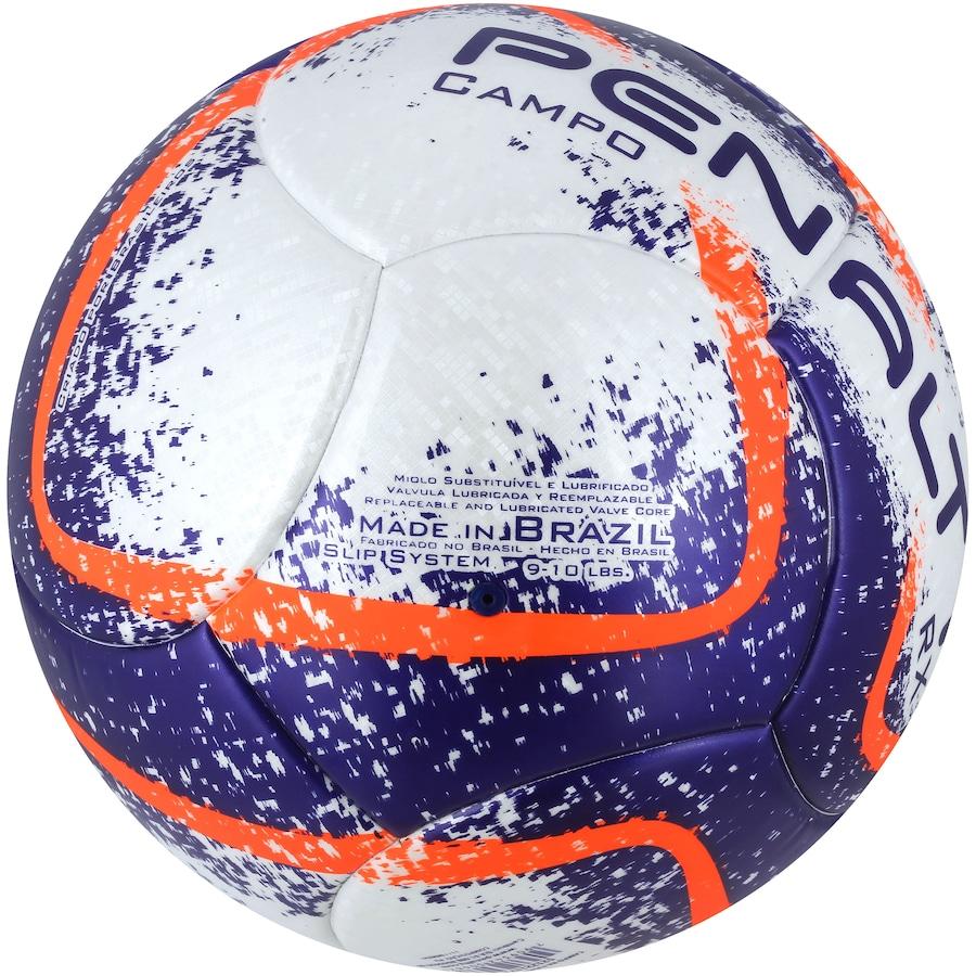 a9d1bc23f Bola de Futebol de Campo Penalty RX Fusion VIII