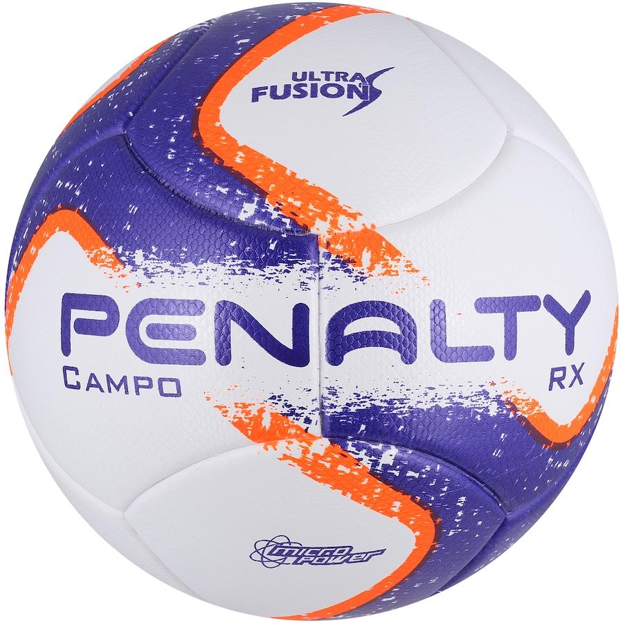 Bola de Futebol de Campo Penalty RX R1 Fusion VIII 1babe0d7b064c