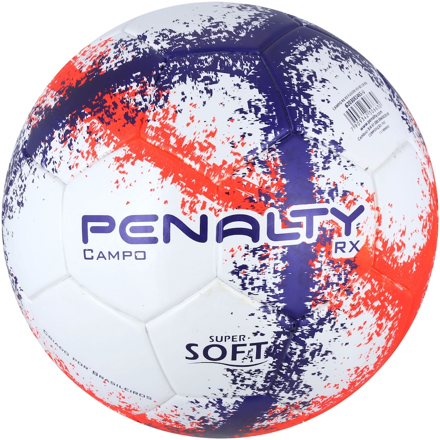 b92e65cb4 ... Bola de Futebol de Campo Penalty RX R3 Fusion VIII. Imagem ampliada   Passe o mouse para ver a imagem ampliada