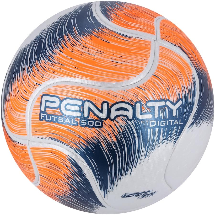 Bola de Futsal Penalty Digital 500 Termotec VIII 62b10a7044fab