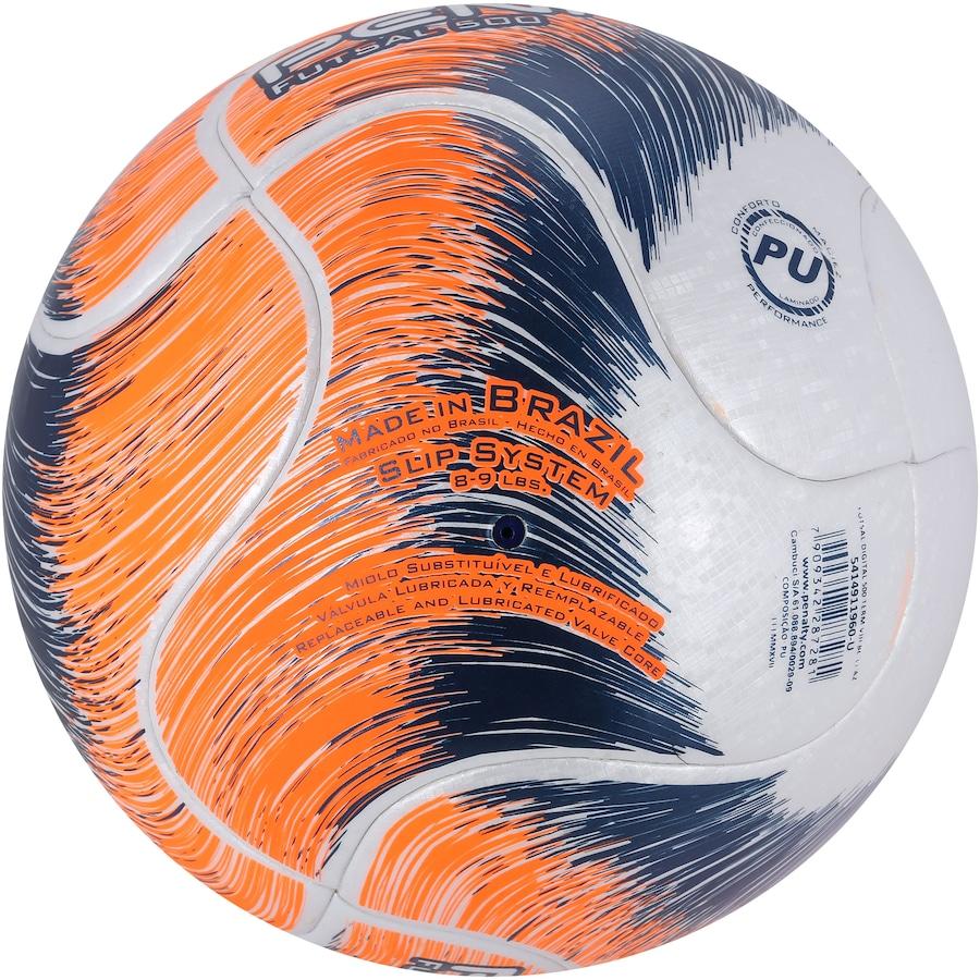68bebeceb5a21 Bola de Futsal Penalty Digital 500 Termotec VIII