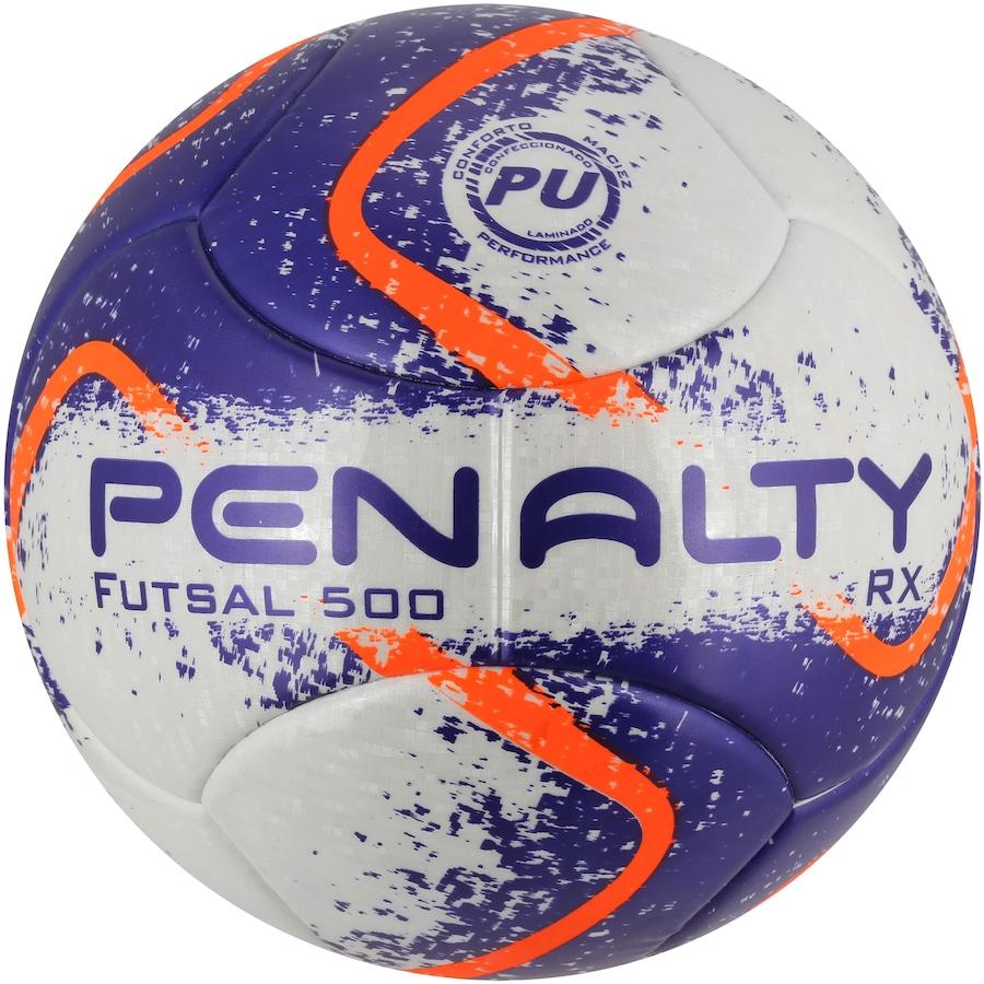 Bola de Futsal Penalty RX 500 Fusion VIII 05490330798a0