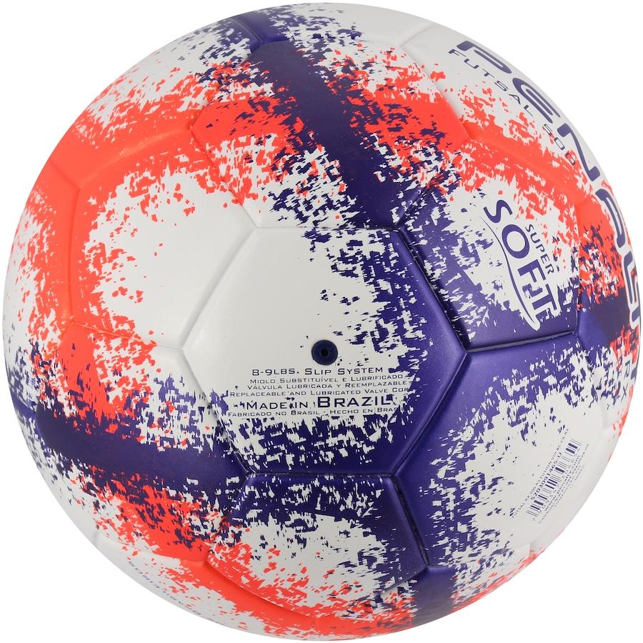 b24066a2db Bola de Futsal Penalty RX 500 R3 Fusion VIII