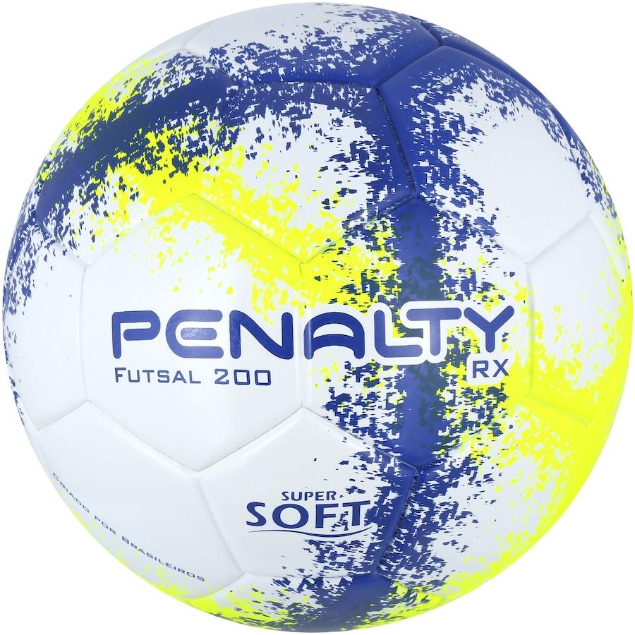 Bola de Futsal Penalty RX 200 R3 Fusion VIII eacf68796fc56