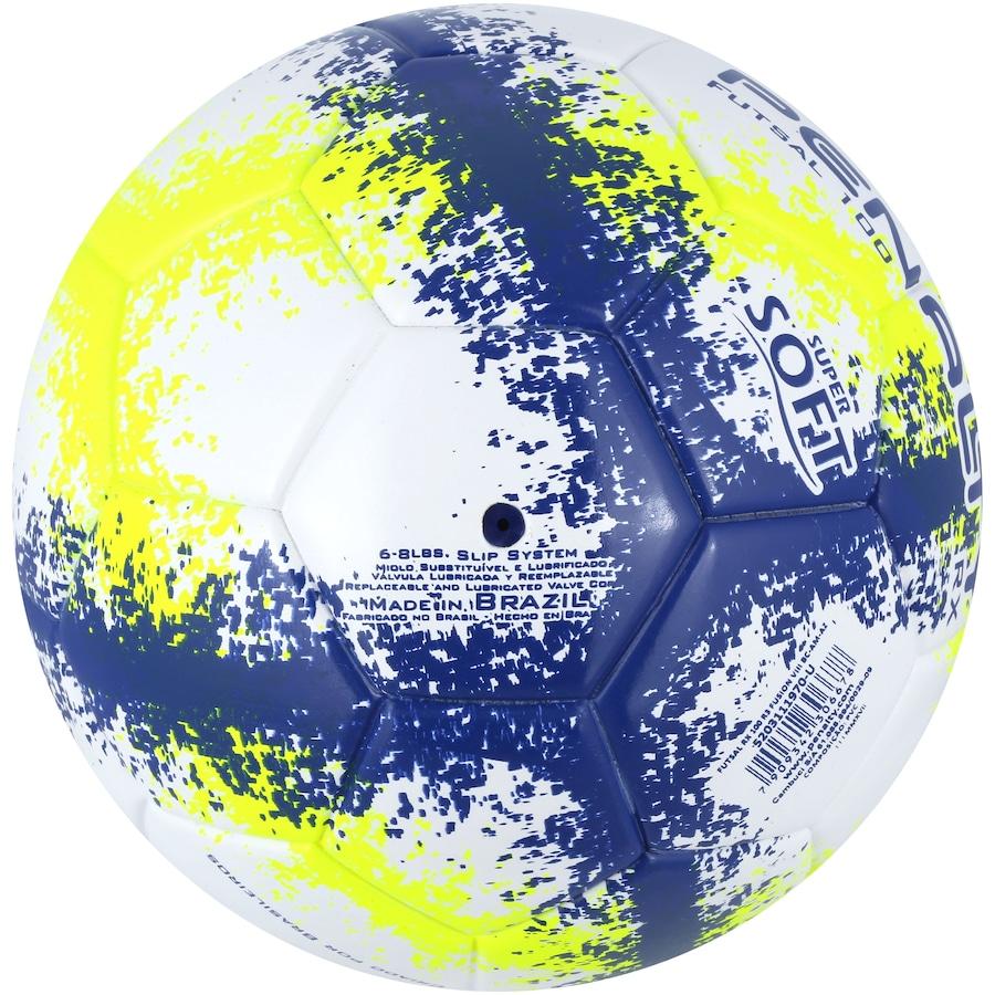 1a9bb7789f Bola de Futsal Penalty RX 100 R3 Fusion VIII