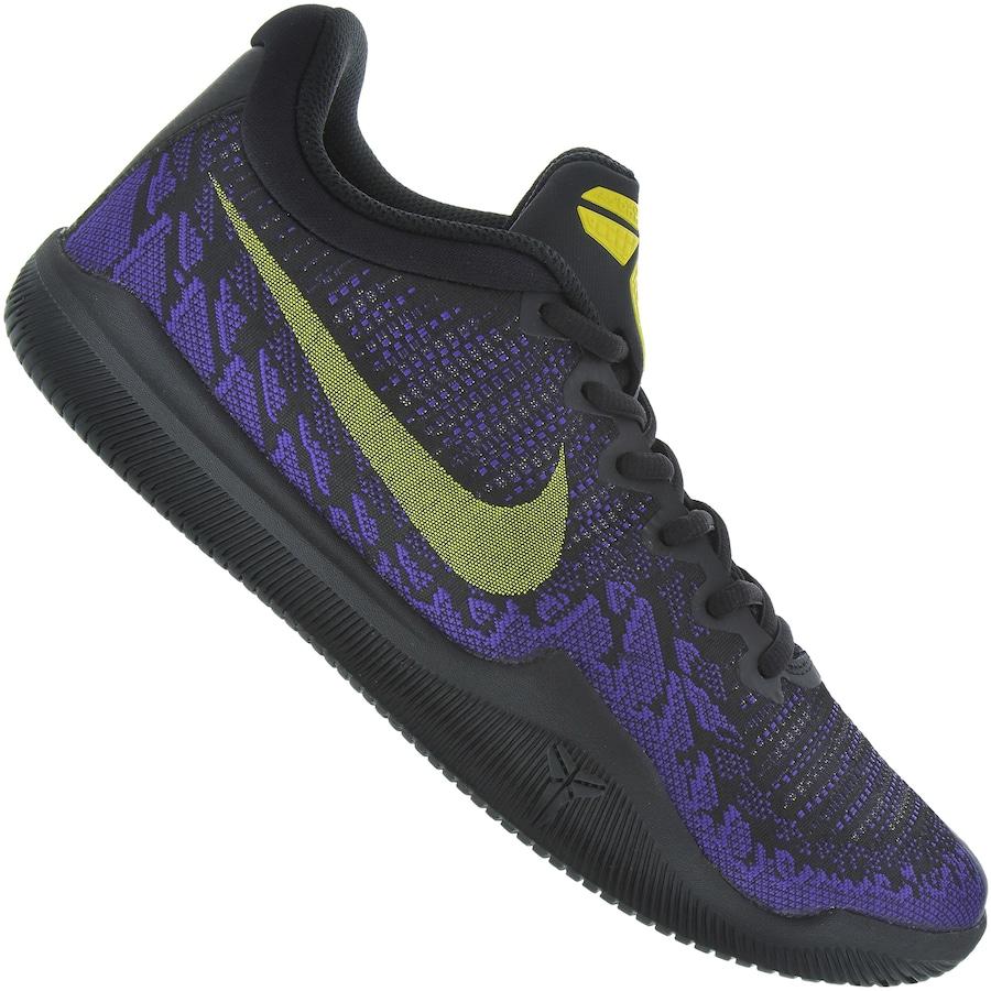 3a1a1dd0f Tênis Nike Mamba Rage - Masculino