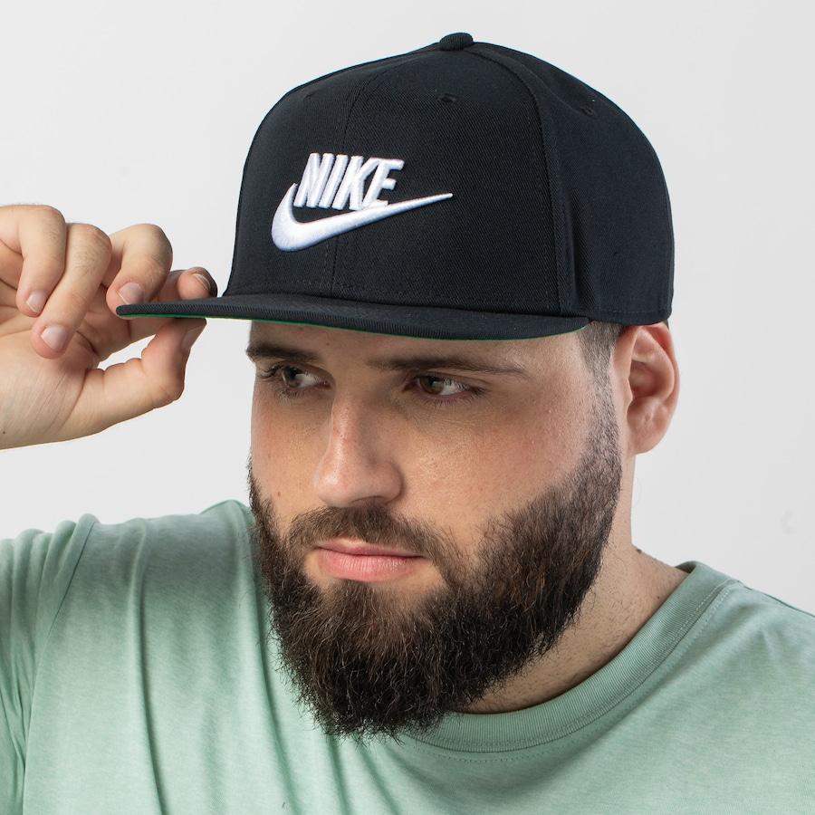 8e4e5b2528ac8 ... Boné Aba Reta Nike Sportswear Futura Pro - Snapback - Adulto ...