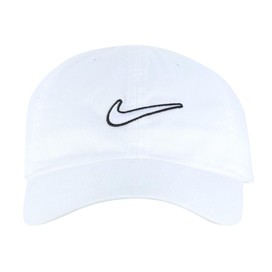 Boné Aba Curva Nike Sportswear H86 Essential Swoosh - Strap a3fe3703b99