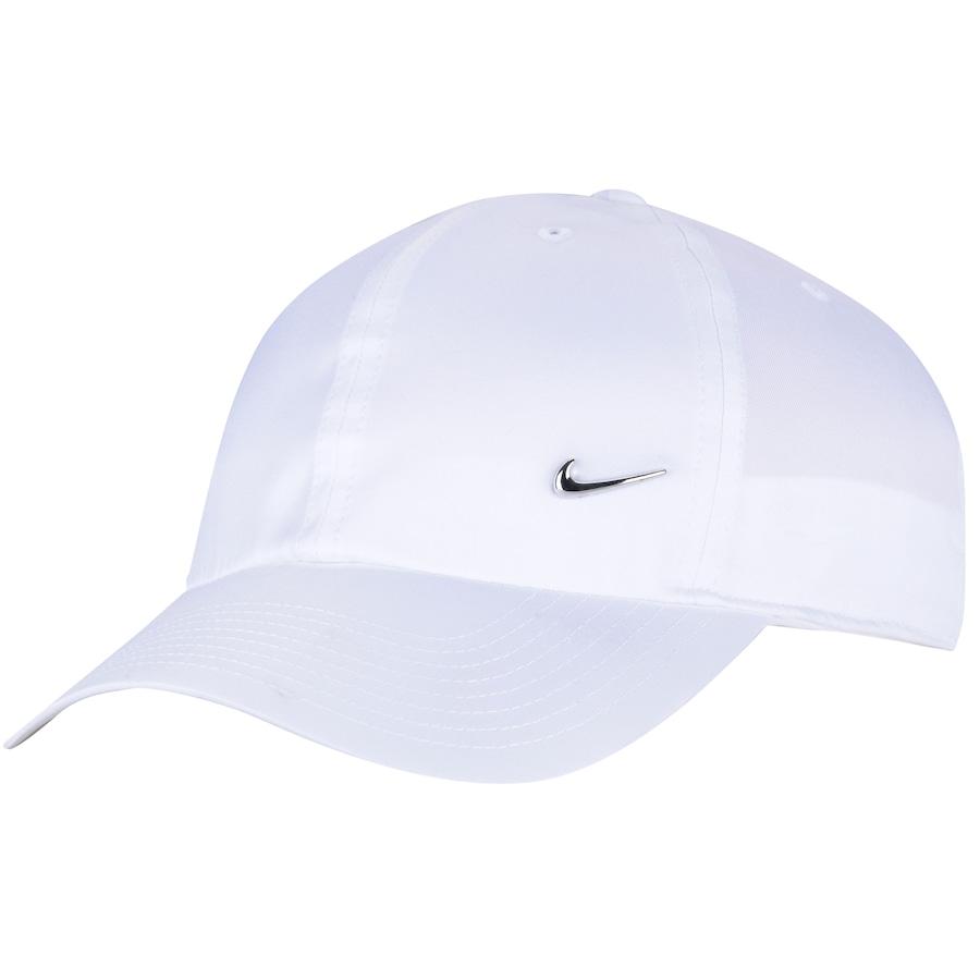 513e3d3cd1 Boné Aba Curva Nike Sportswear H86 Metal Swoosh - Strapback