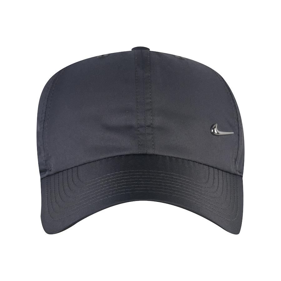 Boné Aba Curva Nike Sportswear H86 Metal Swoosh - Strapback c4ffd4903ff