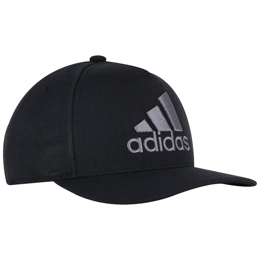 Boné Aba Reta adidas H90 Logo - Snapback - Adulto 99c2258ee75