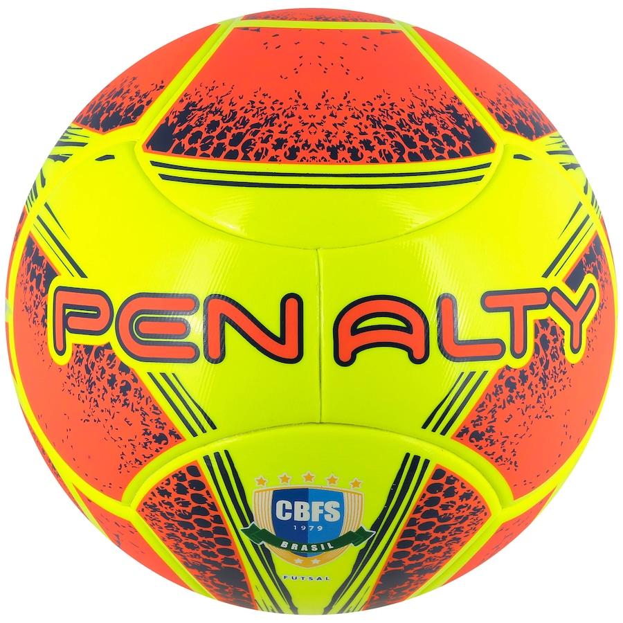 Bola de Futsal Penalty Max 400 Termotec VIII 2e3d11c1d7460