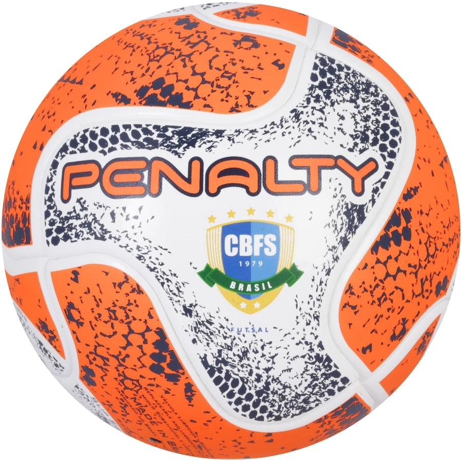 Bola de Futsal Penalty Max 200 Termotec VIII 40ceca57d13df