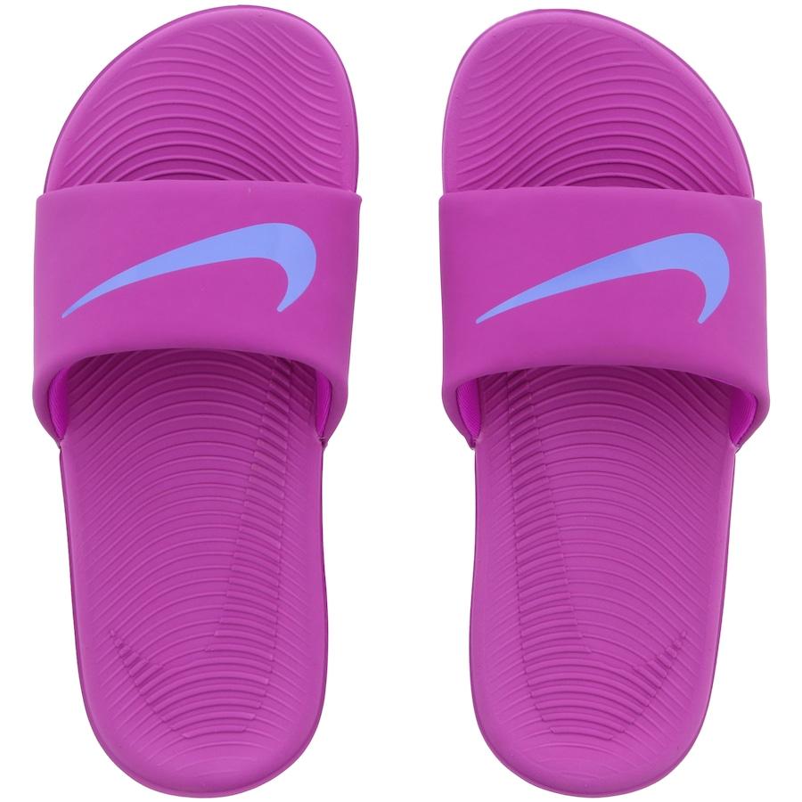 19e7ce0fd Chinelo Nike Kawa Feminino - Slide - Infantil