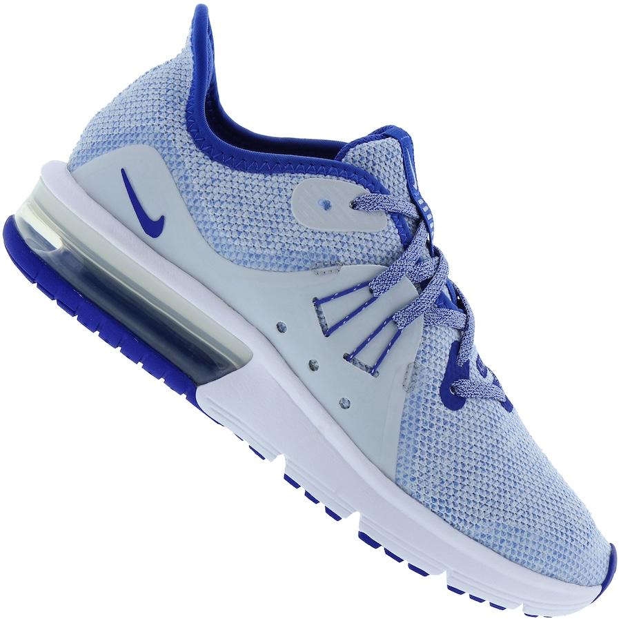 half off 6f01a 8d3c8 Tênis Nike Air Max Sequent 3 - Infantil