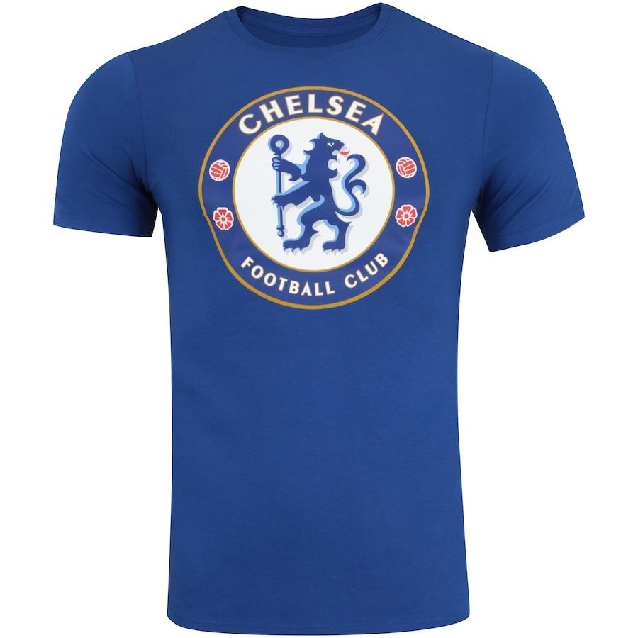 bc8645dfa7 Camiseta Chelsea Evergreen Crest Nike - Masculina