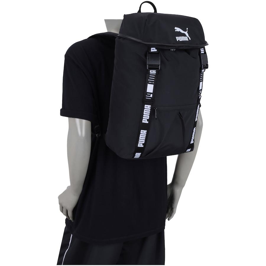 Mochila Puma Prime Lux Backpack - 17 Litros 45c006ca886e3