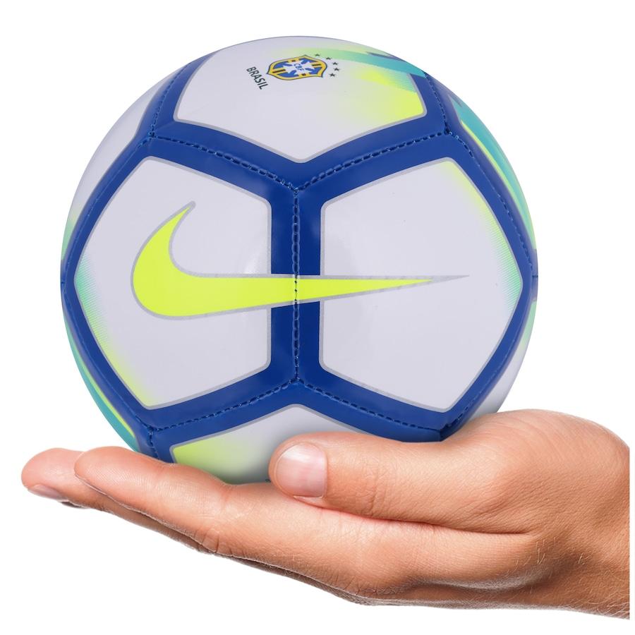 Minibola de Futebol de Campo do Brasil Nike CBF Skills e600becdd333c