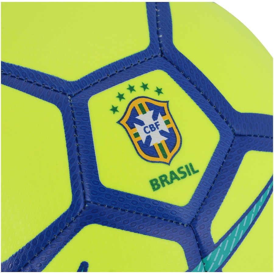 Bola de Futsal do Brasil Nike CBF Menor 0f9a1c235b6f6