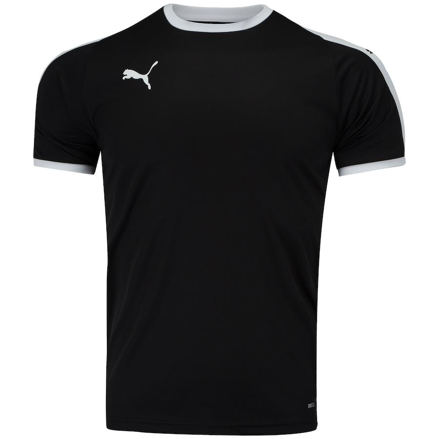 21b8e89cf Camisa Puma Liga Jersey - Masculina