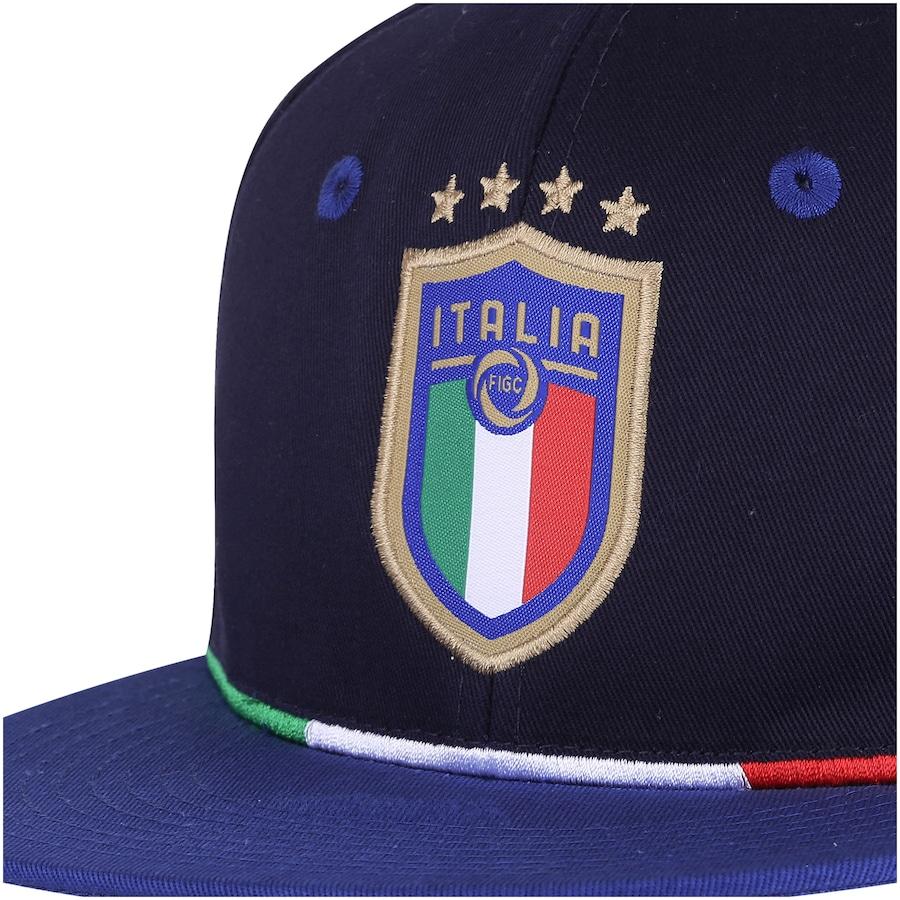 Boné Aba Reta Itália 2018 Puma - Snapback - Adulto 23b40d71a3f