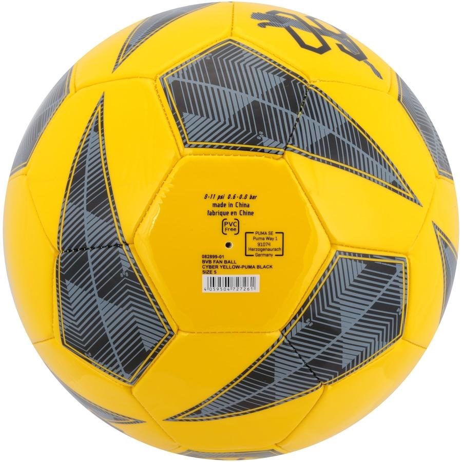 Bola de Futebol de Campo Borussia Dortmund Puma Fan Ball e78bcf060bfc8
