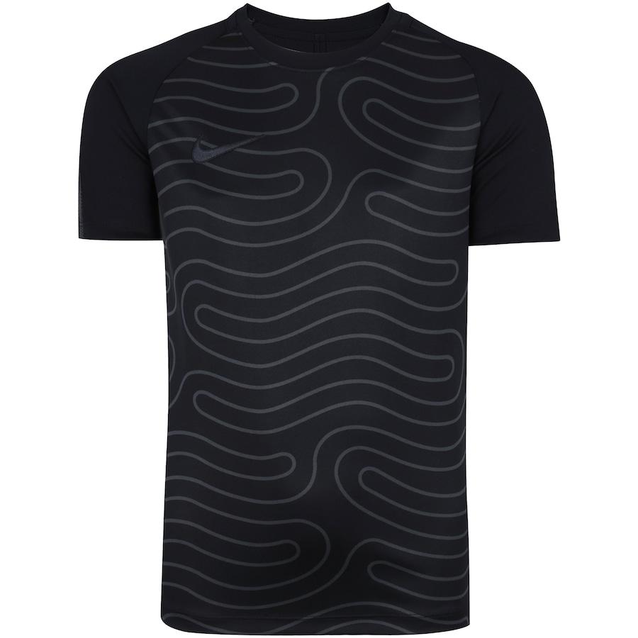 7991a33a0ff Camiseta Nike Dry Academy MC - Infantil