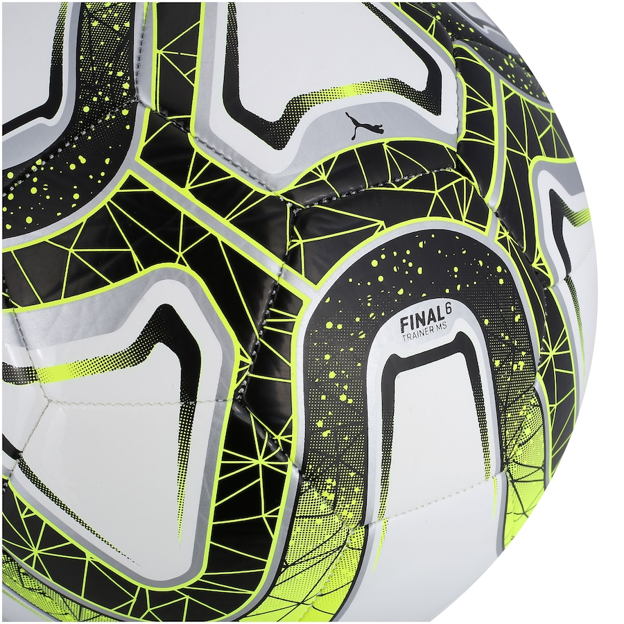 Bola de Futebol de Campo Puma Final 6 MS Trainer 53ee564996215