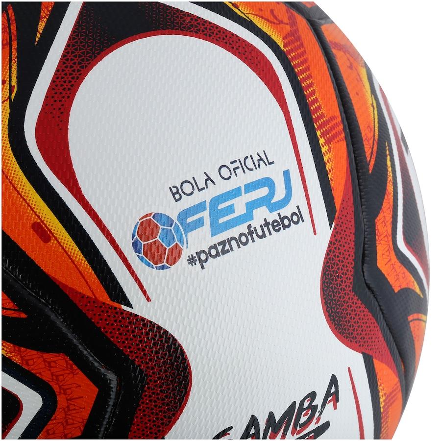 Bola de Futebol de Campo Topper Samba Velocity Pro 2018 1929e384fabfb