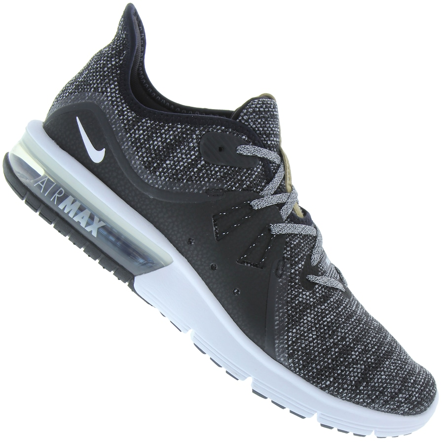 premium selection 62aaf 66d9f aliexpress tênis nike air max sequent 3 masculino 6013f f966c