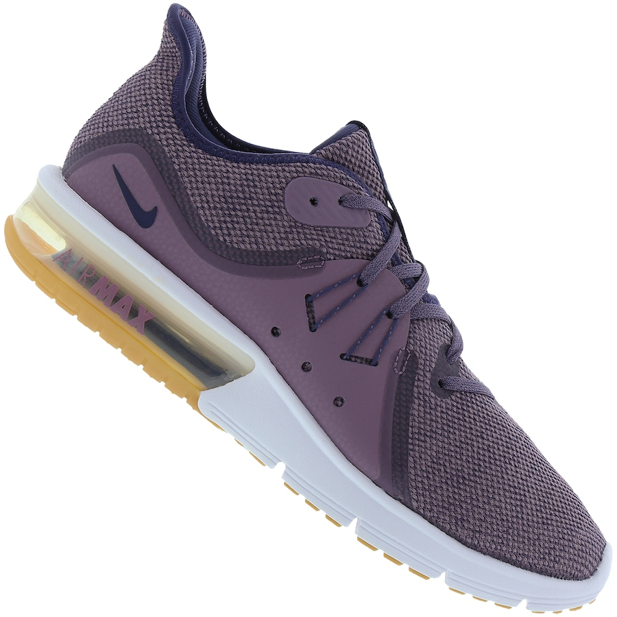 c4a814778 Tênis Nike Air Max Sequent 3 - Feminino