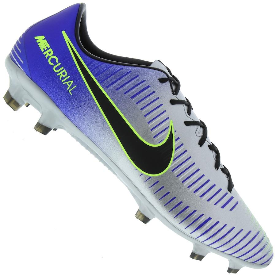 Chuteira de Campo Nike Mercurial Veloce III Neymar FG 9744ef6ed6b2c