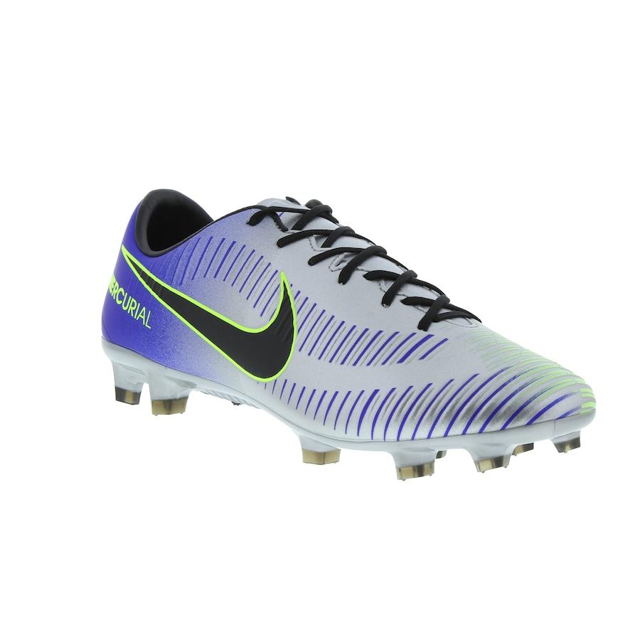 ... Chuteira de Campo Nike Mercurial Veloce III Neymar FG - Adulto ... 1a50cd4d5fe1d