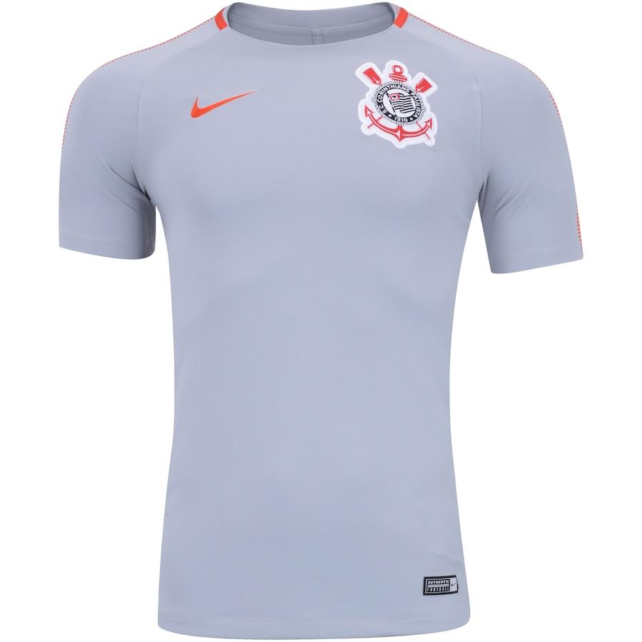 dbe07ced76 Camisa de Treino do Corinthians 2018 Nike - Masculina