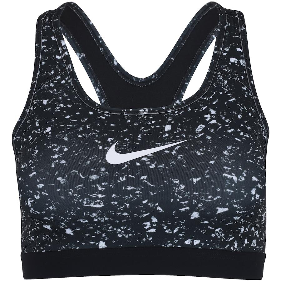 Top Fitness com Bojo Nike Classic Pad Granite - Adulto fbdfd452ad019