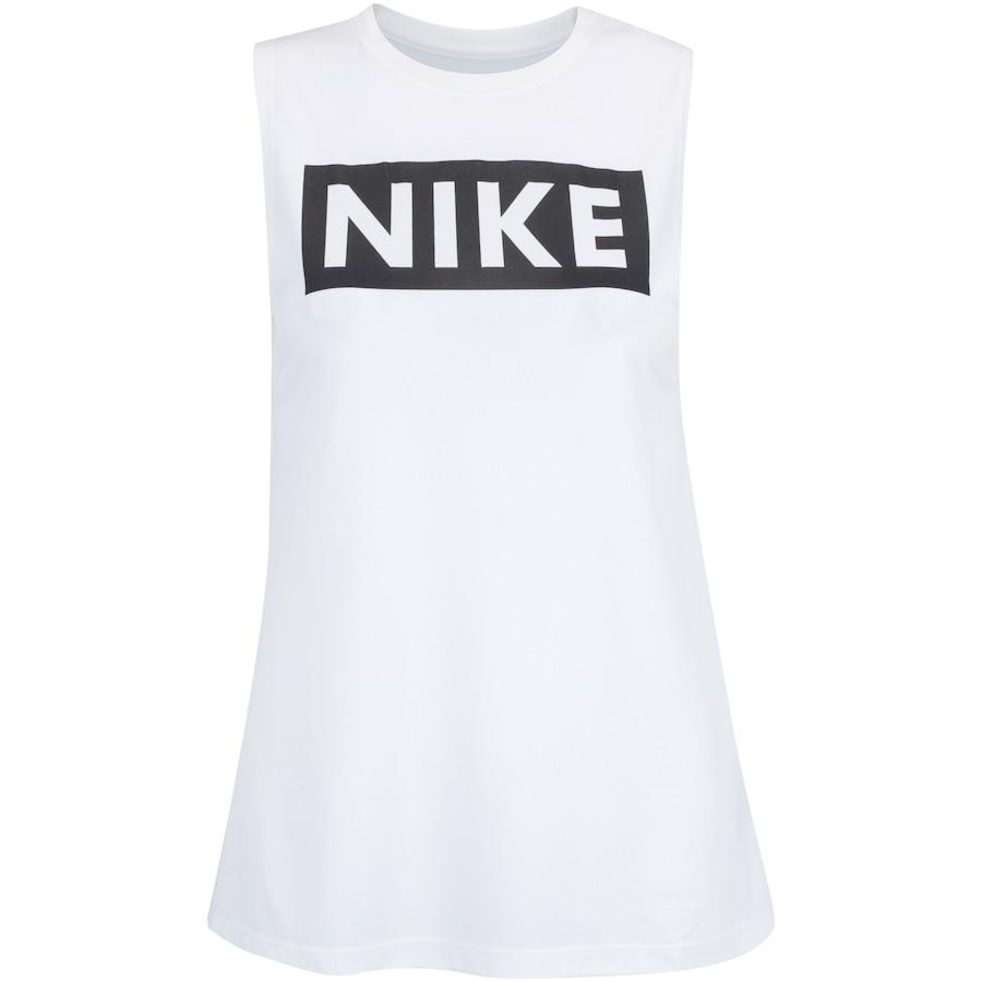 5b02ede8cc Camiseta Regata Nike Dry Tank Leg - Feminina