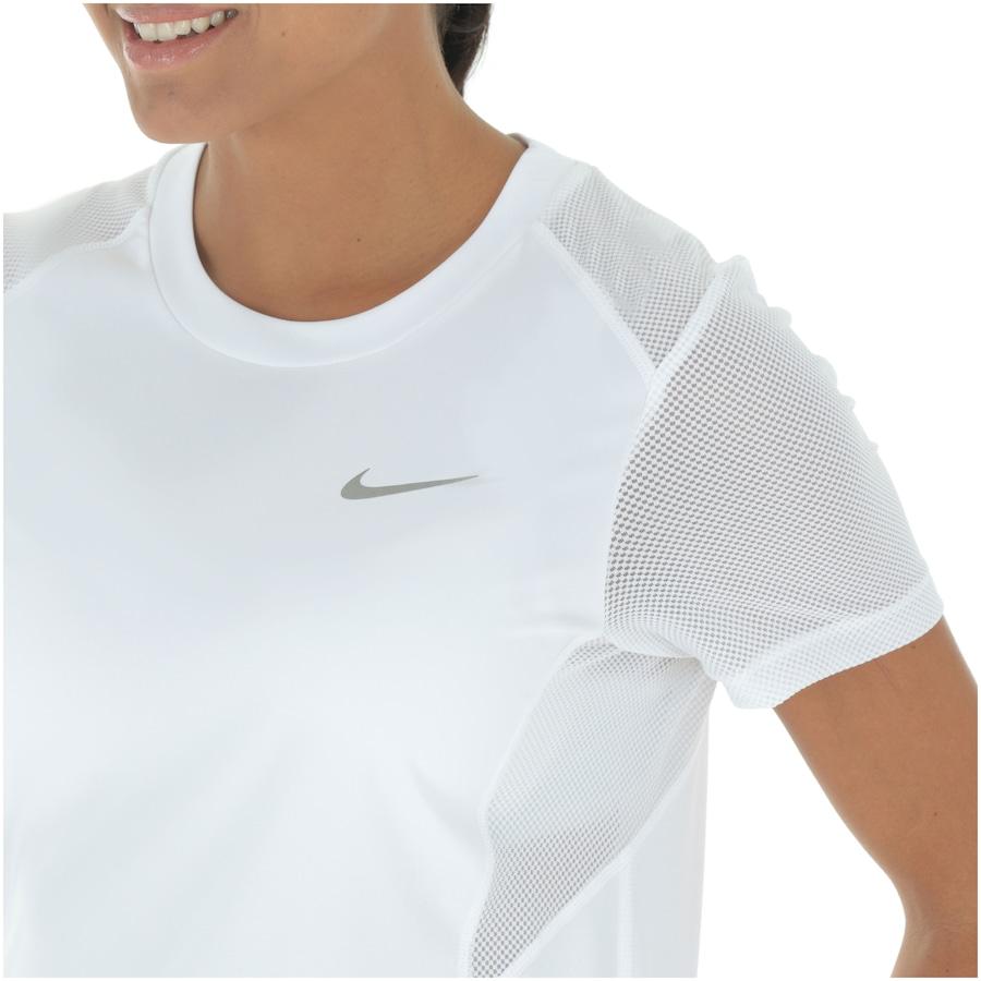 9aa3693cb6 Camiseta Nike Miler SS - Feminina