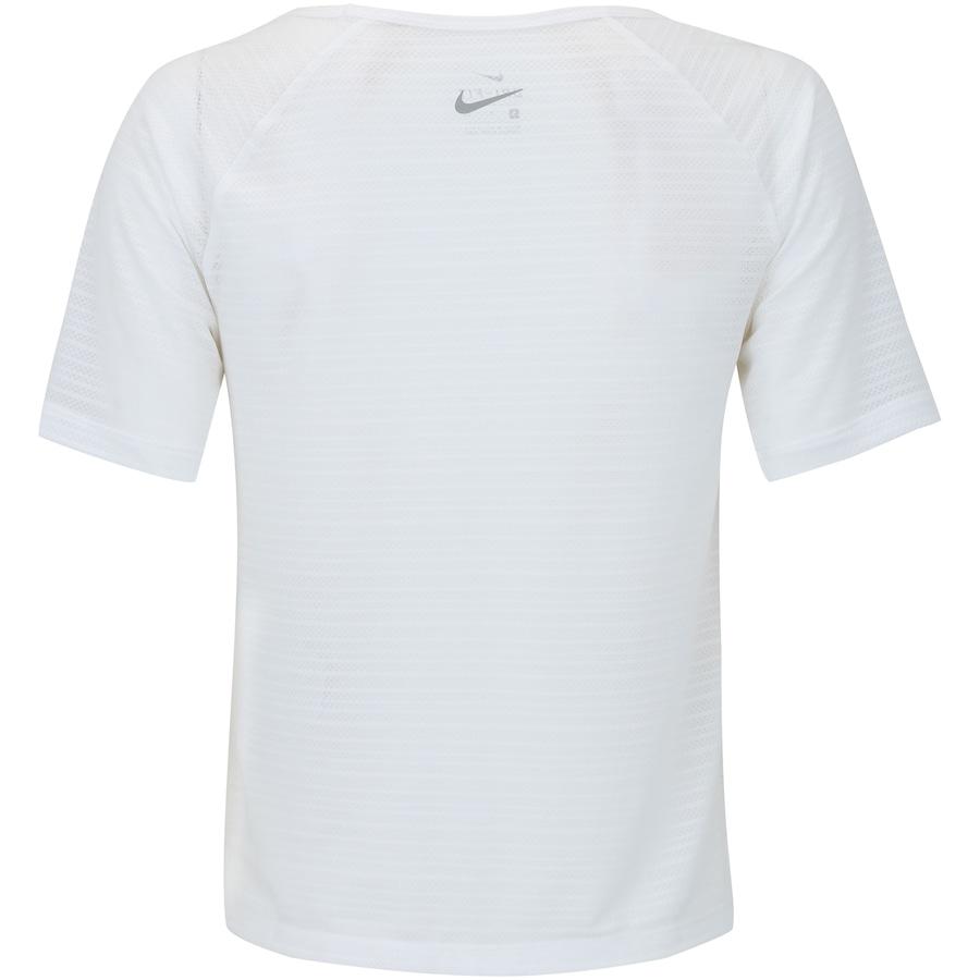 3921fd3b8f Camiseta Nike Miler SS Breathe - Feminina