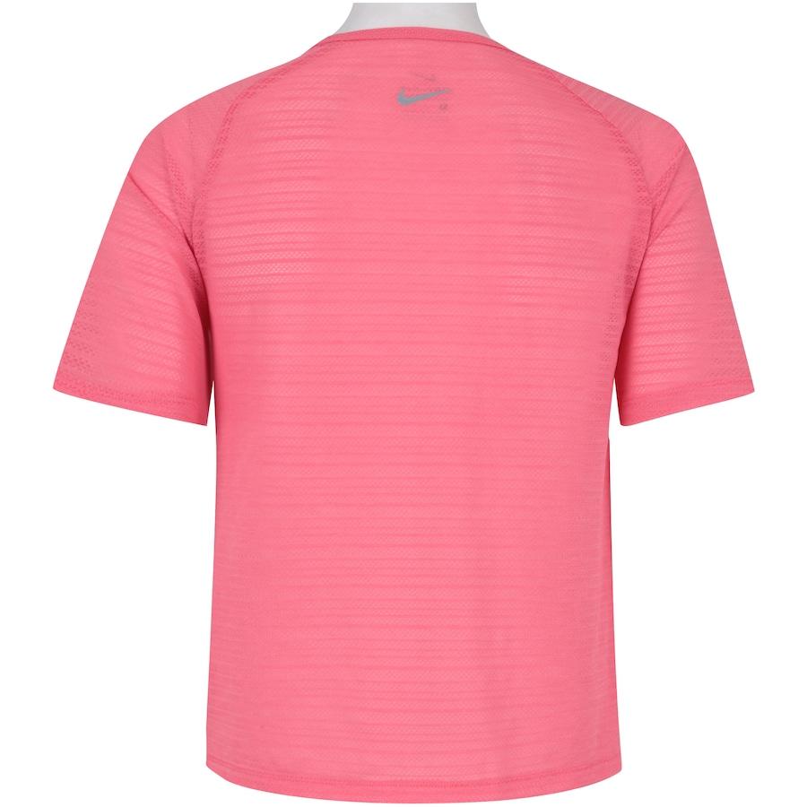 5094f1aeab Camiseta Nike Miler SS Breathe - Feminina